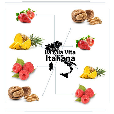 Fichas tecnicas - Italiano - La mia vita Italiana