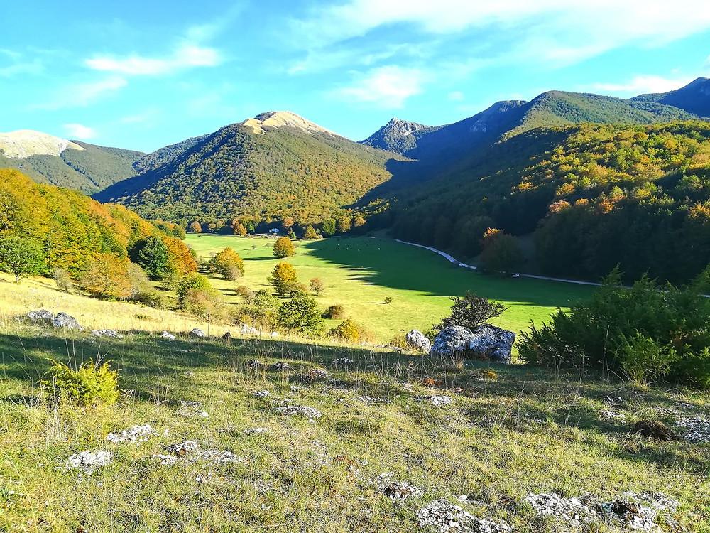 Prati d'Angro / località Aceretta