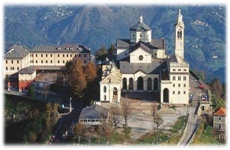 Santuario de la Madonna della Guardia - Genova