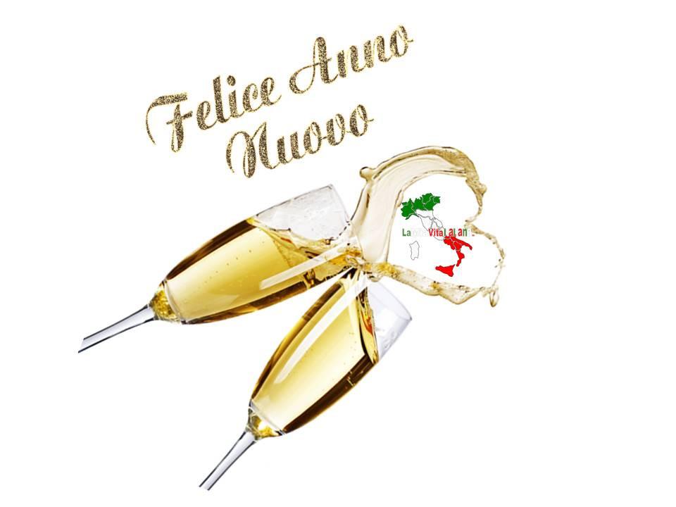 felice anno nuovo - cursos de italiano online