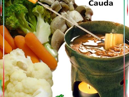 Ricetta originale - Bagna Cauda- Piatto tipico del Piemonte