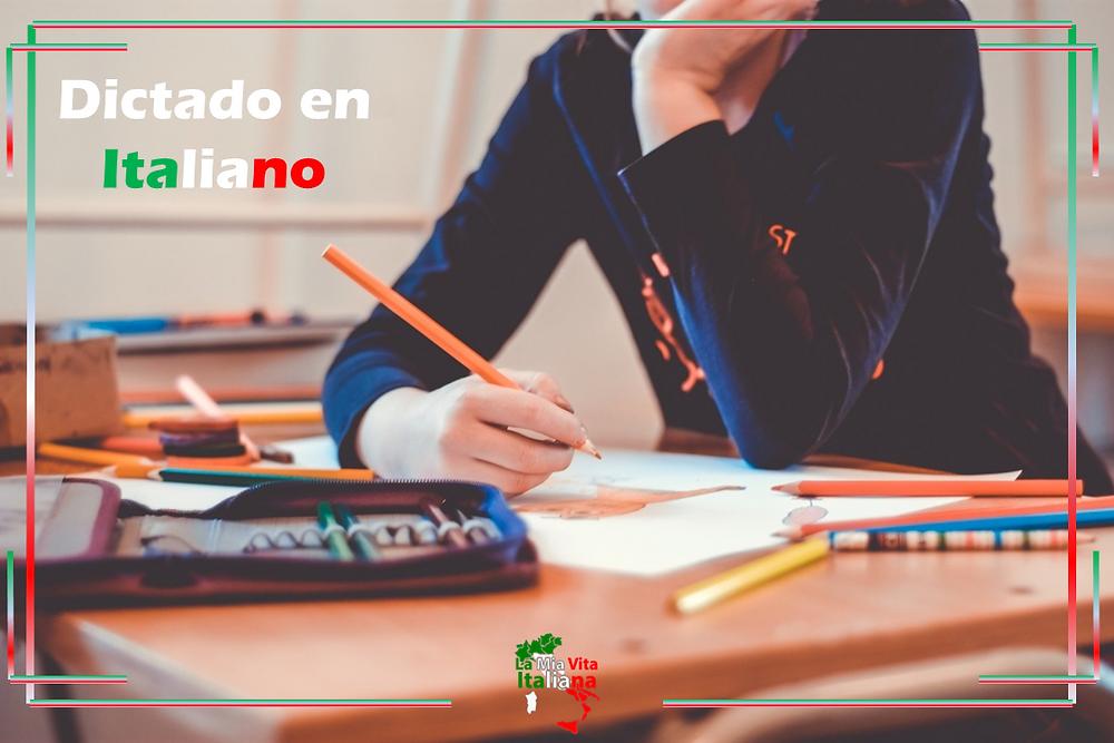 Creemos que el dictado sea todavía una valida herramienta para aprender  a entender y escribir
