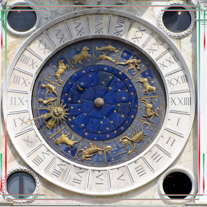 Torre dell'Orologio a Venezia - Piazza San Marco