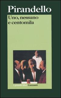 Uno nessuno centomila  - literat italiano - libro de lectura aconsejado en italiano