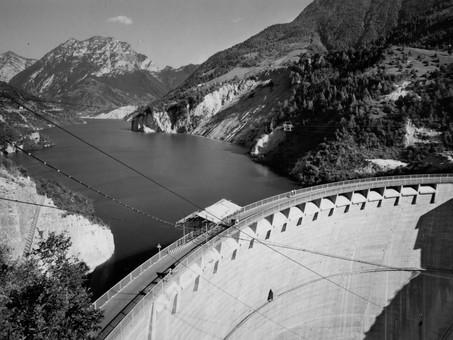 La diga del Vajont, 56 anni dopo il disastro