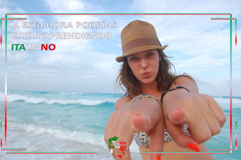 Prepárate con profesores nativos, aprende el idioma de tu corazón con quien el Italiano lo vive todos los días como nosotros.