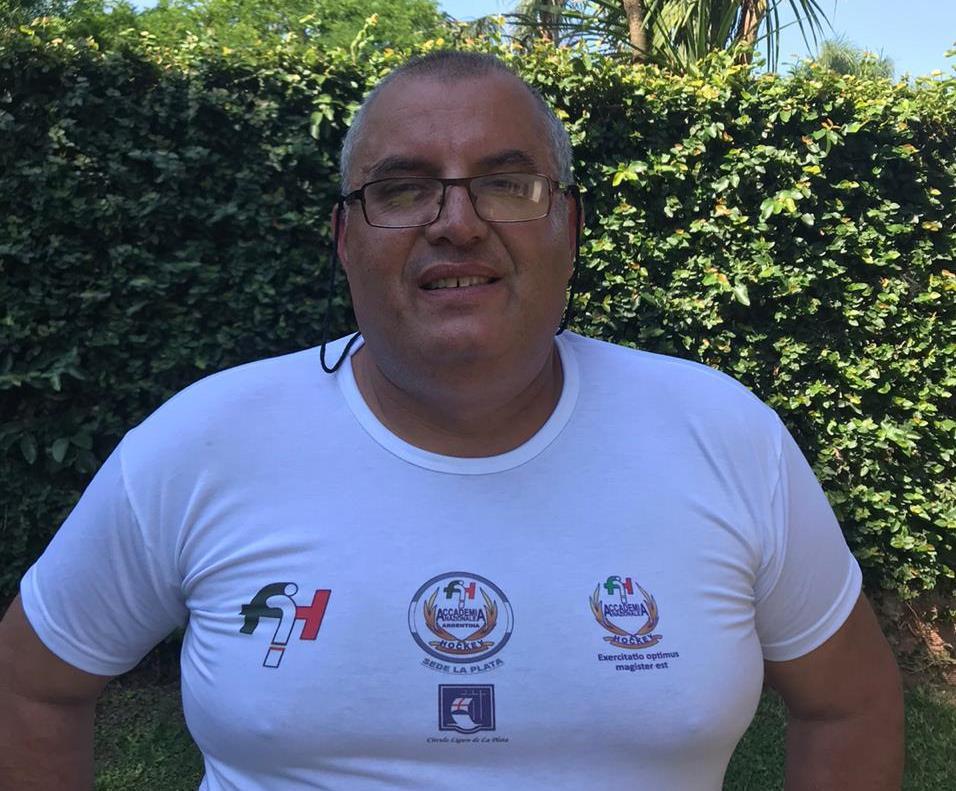 Diego Pérez propulsor de esta iniciativa.