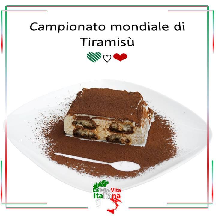 Campeonato mundial de Tiramisù en Treviso