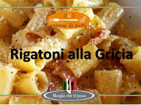Pasta alla Gricia - 365 giorni di pasta