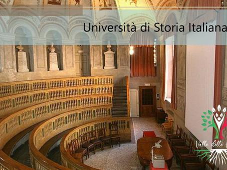 Università di Storia