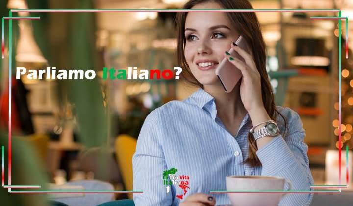 Perfecciona el Italiano hablándolo todos los días con profesores nativos. Escríbenos +39 329 057 9988