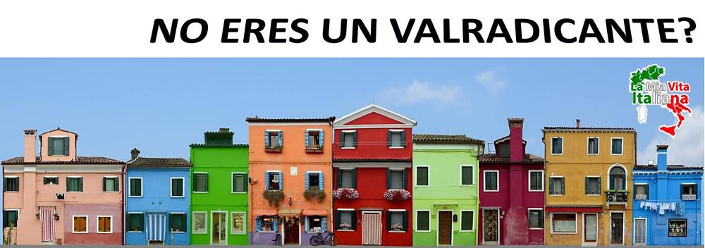 """Para realizar los ejercicios y escuchar  los audio-artículos desbes ser ciudadano de """"Valle delle Radici"""" . ¿Que esperas a disfrutar por completo de la primera ciudad italiana virtual para los estudiantes?"""