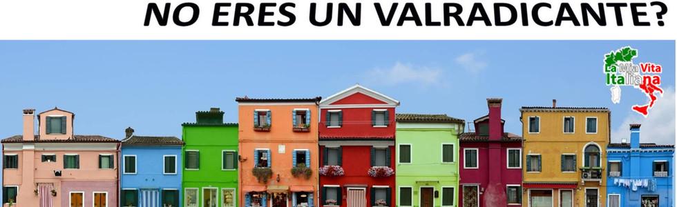 """Para todos los ciudadanos de """"Valle delle Radici"""" Un curso de Italiano en Mini Lecciones de Regalo"""". Entra y tramita tu ciudadanía virtual"""