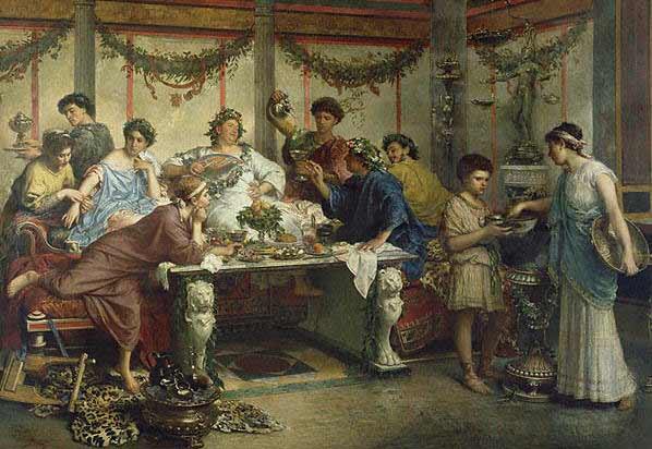 "Festa romana ""Parentalia"""
