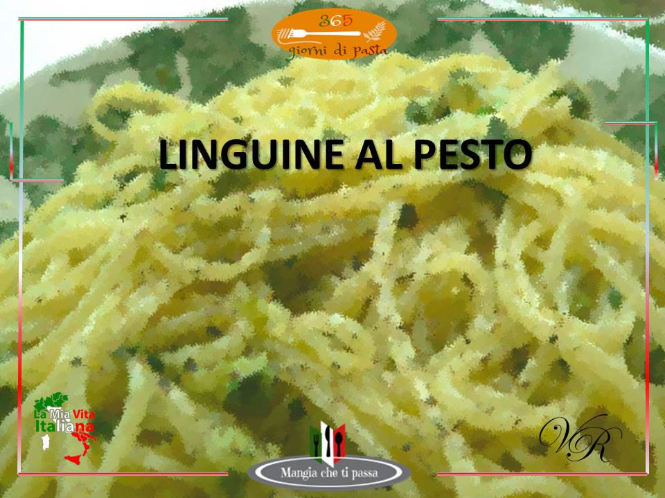 Ricetta italiana di origini genovesi.