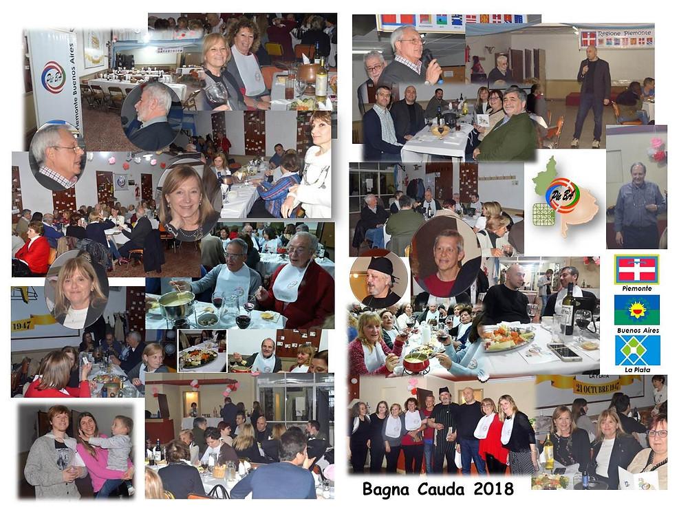 Bagna Cauda 2018 - Una festa tra amici