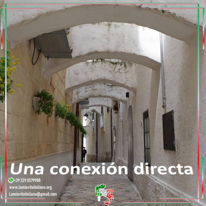 Clases particurales de italiano en la escuela La mia vita Italiana
