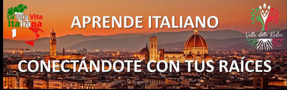 Te enseñamos Italiano, compartiendo Italia contigo
