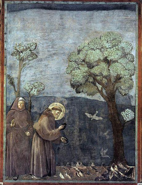 Cantico delle Creatura - La preghiera di lode a Dio e alle creature composta da San Francesco D'Assisi -