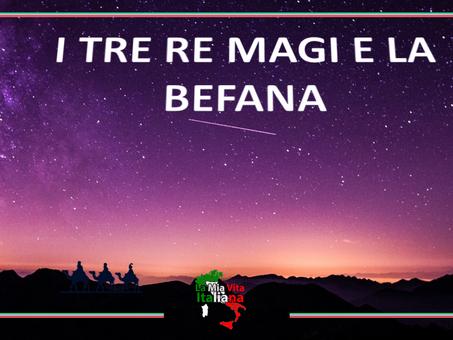 Mira cómo explicar a nuestros niños por qué aquí vienen los tres Reyes Magos y en Italia llega la