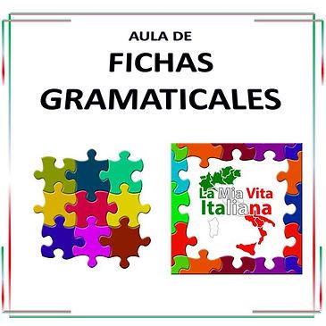 Fichas gramaticales - Italiano - La mia vita italiana