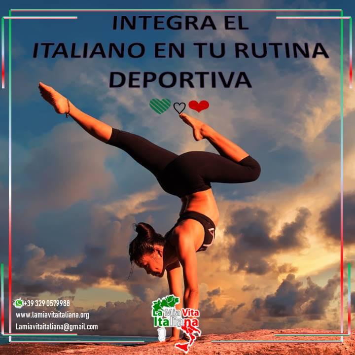 deporte en italiano
