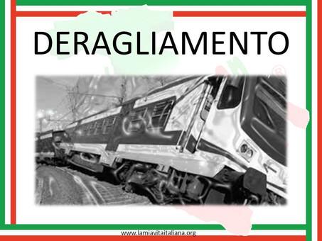 Notizie a livelli - Treno deraglia a Cremona - livello2