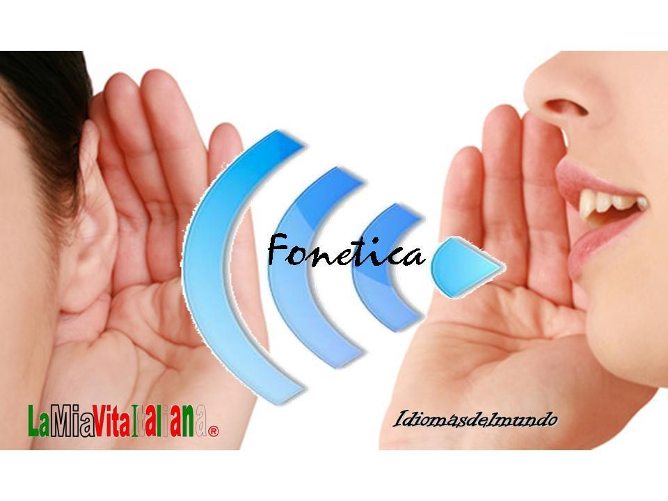 Curso de fonética italiano