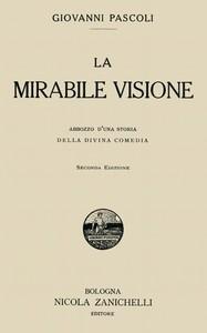 La mirabile visione - literat italiano - libro de lectura aconsejado en italiano