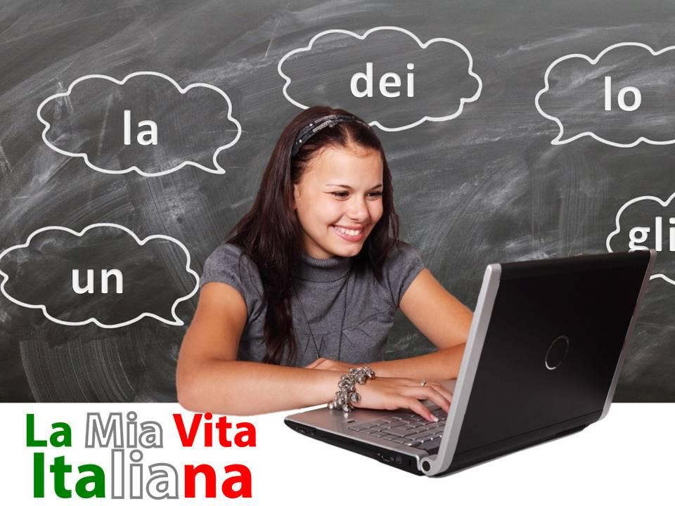 Aprende Italiano como un italiano. Disfruta de la primera Ciudad Italiana virtual para aprender Italiano