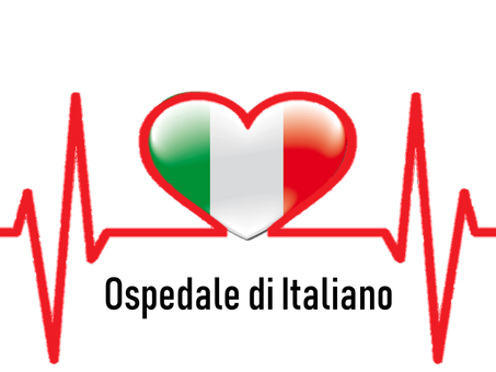L'italiano fa male? Scoprilo nell'ospedale di italiano di Valle delle Radici!