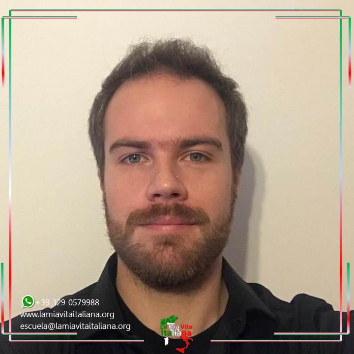 Grupo educativo de La mia vita Italiana - Profesor de italiano nativo