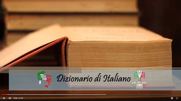 Dizionario di Italiano online