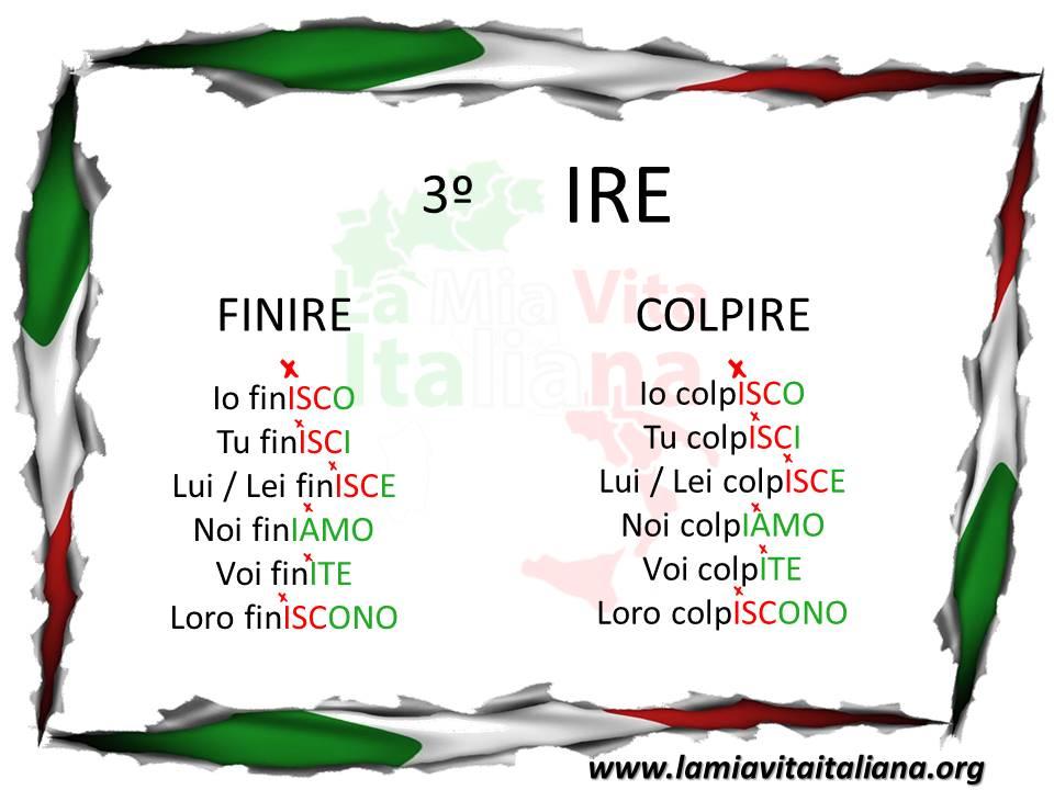 FINIRE COLPIRE
