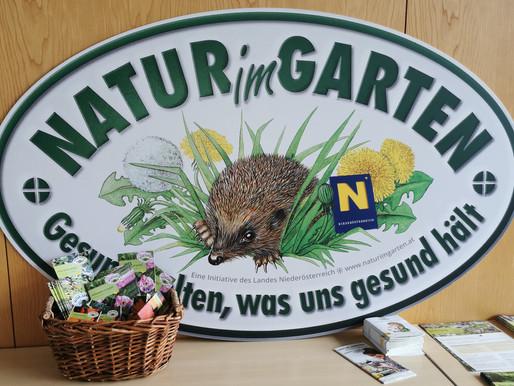 """""""Natur im Garten"""" - Lizenzschulung Mecklenburg-Vorpommern"""