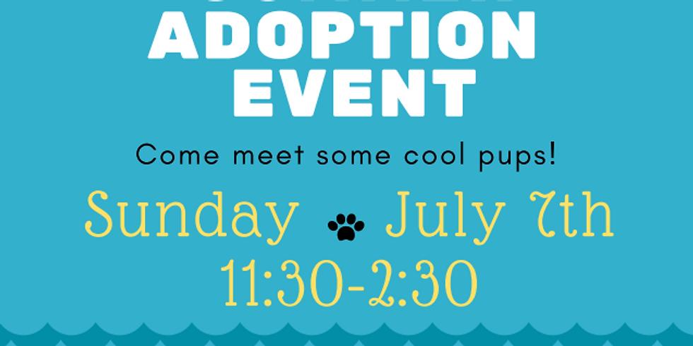Adoption Event (Garden Center)