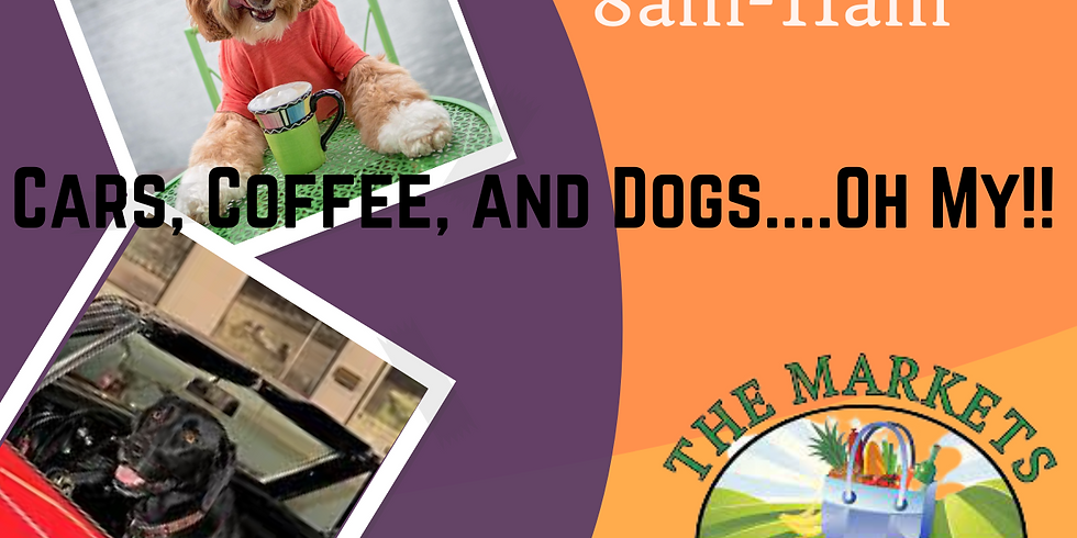 Cars, Coffee and Dogs!