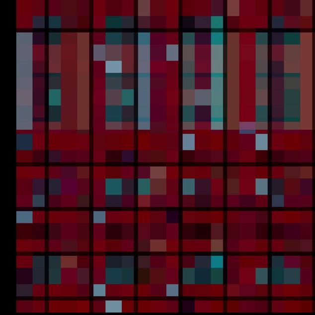 Surface pattern 8.