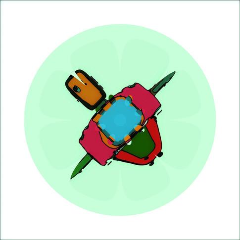Mini FatBo Fly