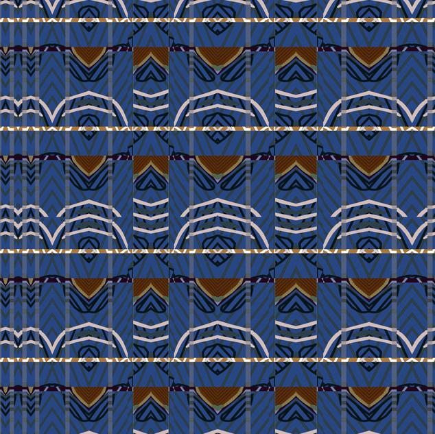 Surface pattern 14.