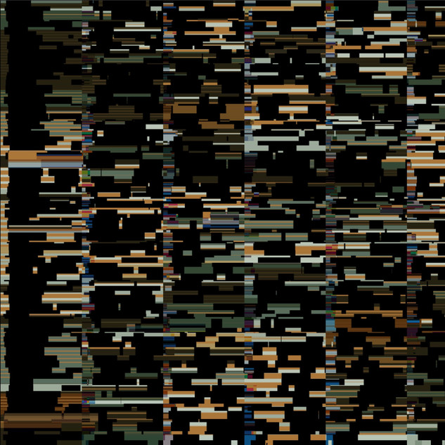 Surface pattern 6.
