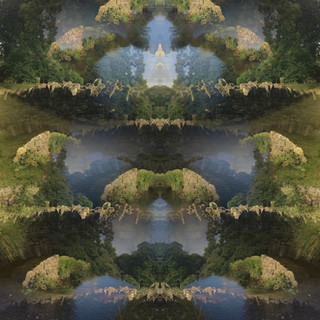 Lakes and Bridges.  7.8.19