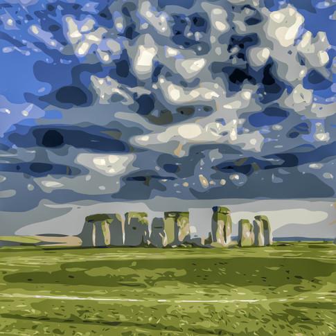 Stonehenge, UK.