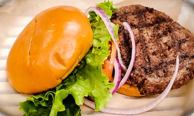 Fresh Hand-Pattied Burger