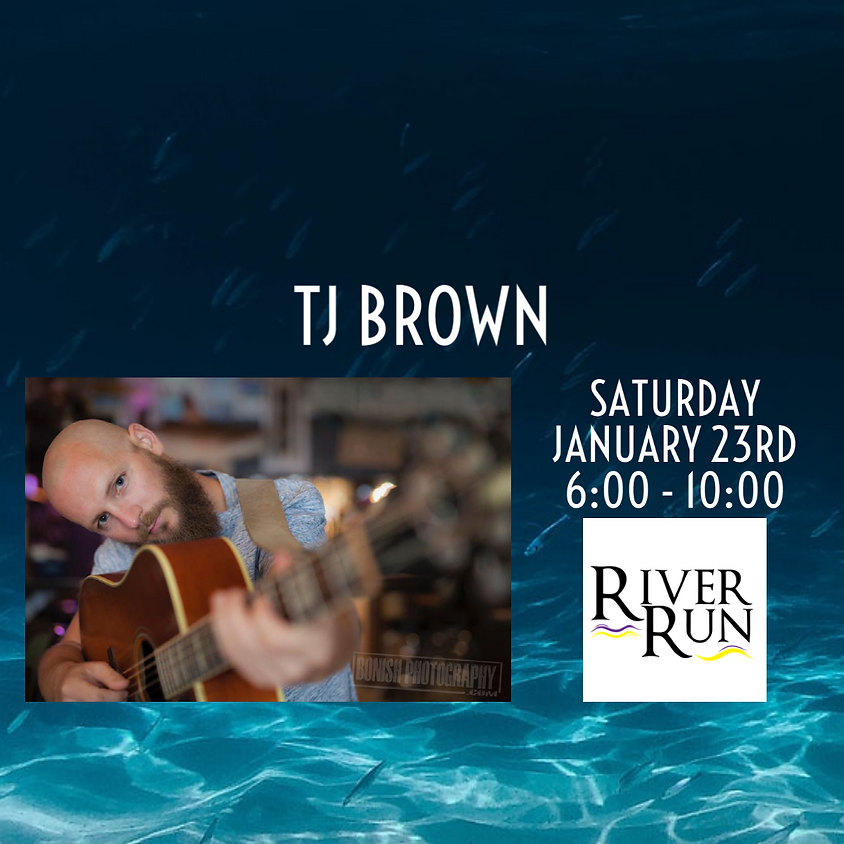 TJ Brown Live!
