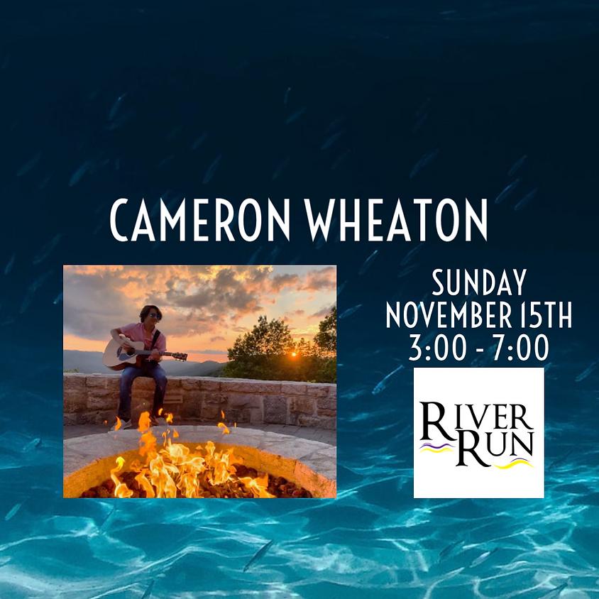 Cameron Wheaton Live!