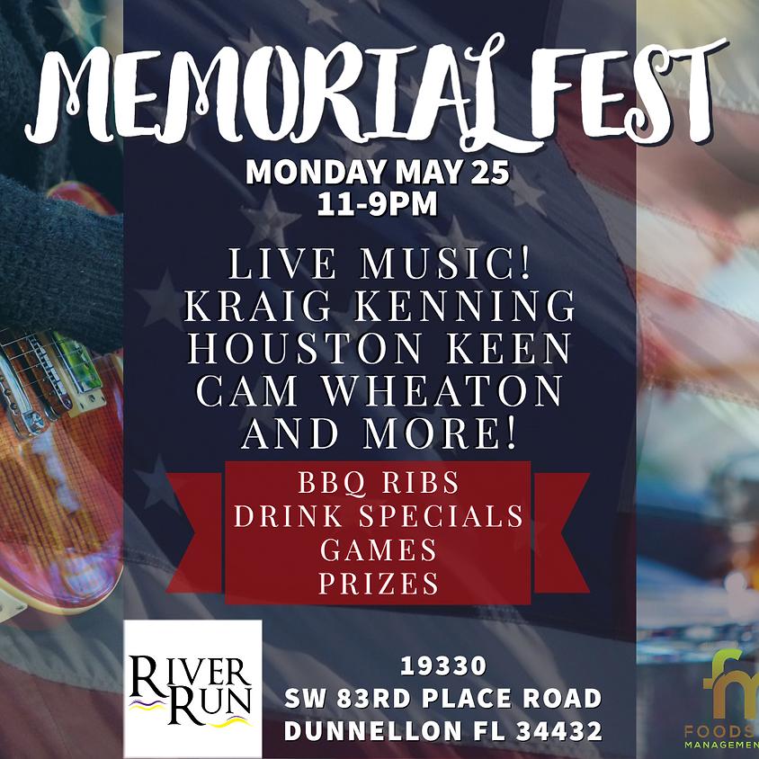 Memorial Fest!