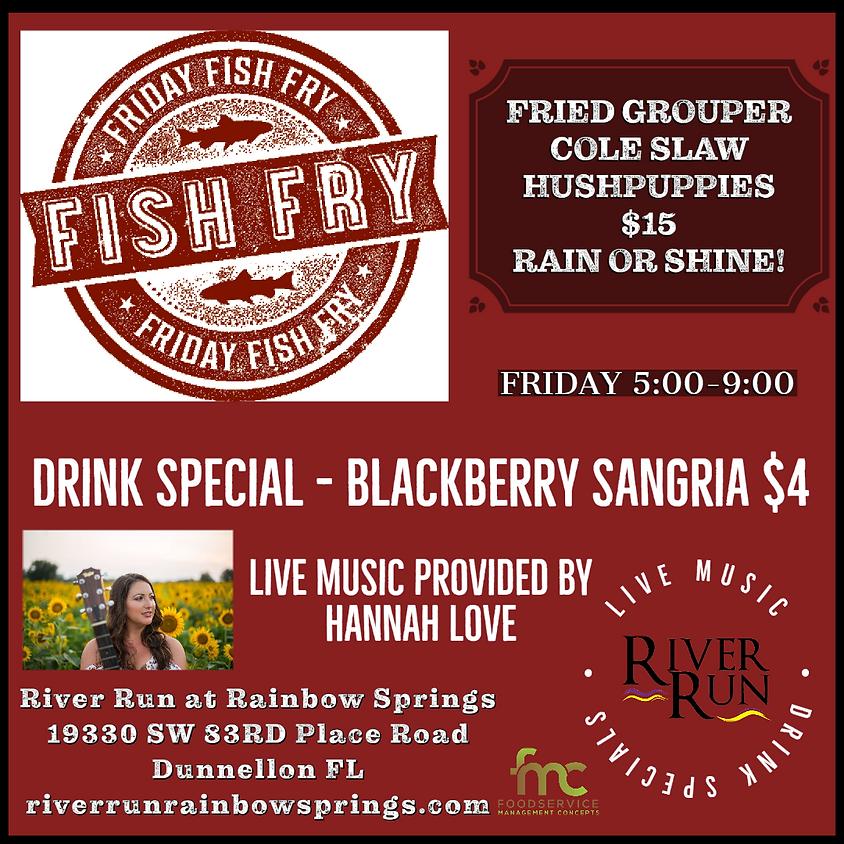 Fish Fry Friday!