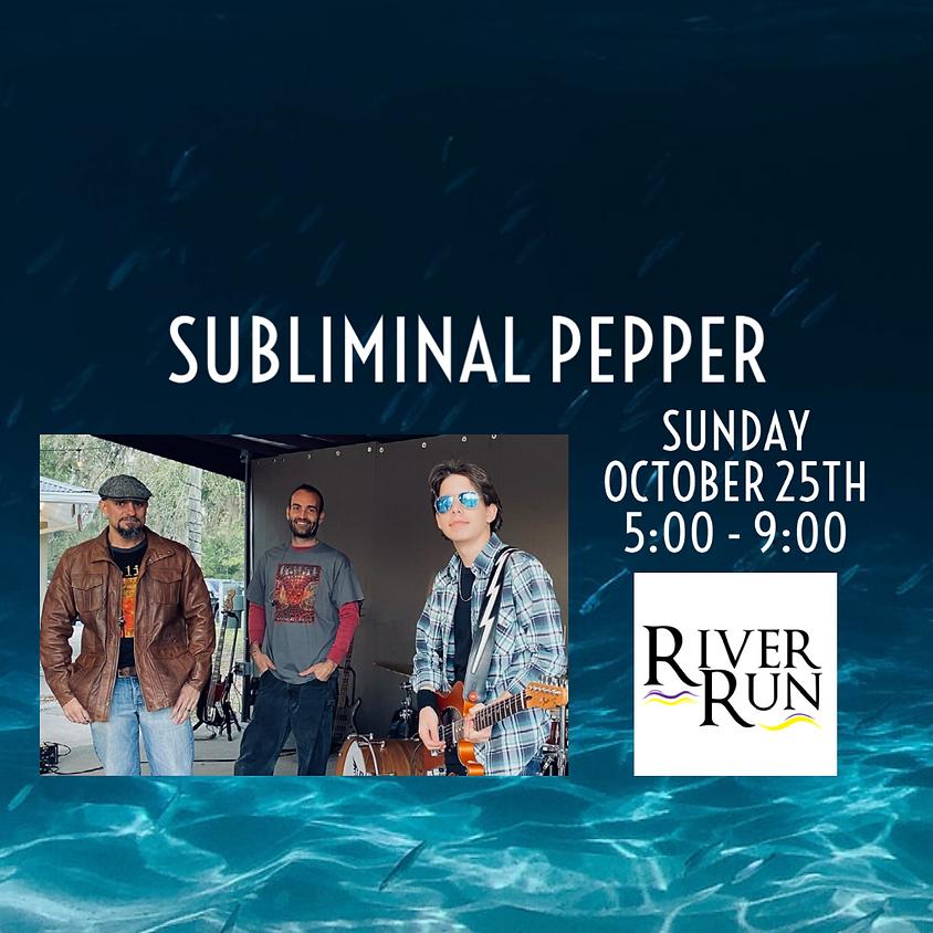 Subliminal Pepper Live!