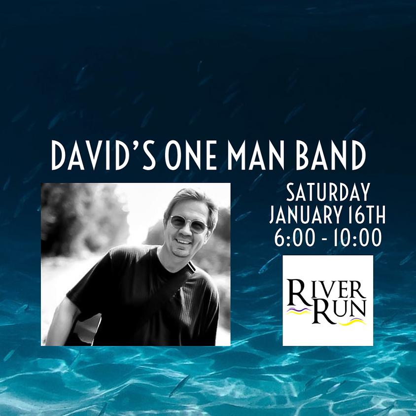 David's One Man Band Live!